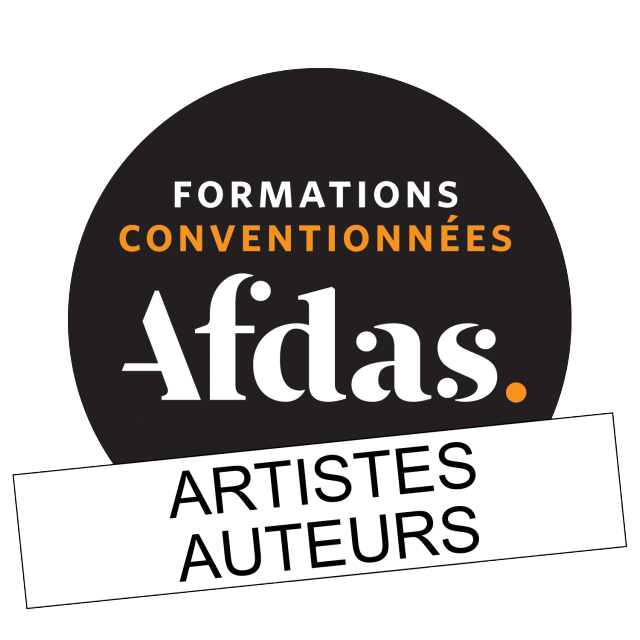 Logo Afdas Auteur