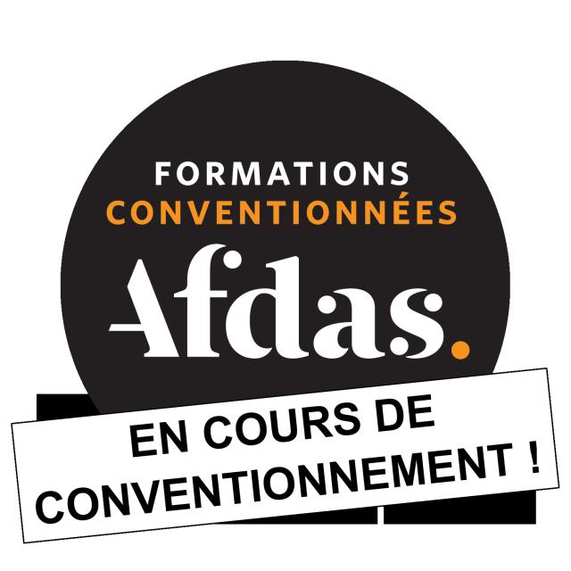 Logo Afdas en cours de conventionnement