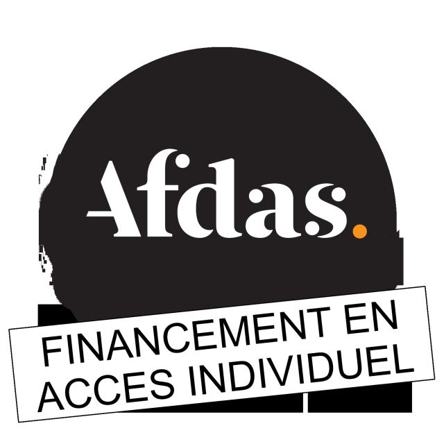 Logo Afdas - Financement individuel